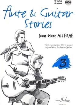 Flute And Guitar Stories Vol.3 Allerme Editions Henry Lemoine 27164
