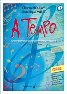 Chantal Boulay / Dominique Millet : A Tempo - Volume 7 Série Oral Gb8368 Chantal Boulay & Dominique Millet Billaudot