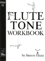 Flute Tone Workbook Pem54 Pan Educational Music