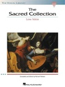 [HL00740156] The Sacred Collection - The Vocal Library LOW VOICE;  HL00740156
