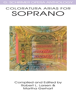 Coloratura Arias For Soprano;  HL50483986