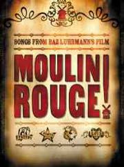 Moulin Rouge - Le Film Musam972763 Piano Chant Guitare Music Sales