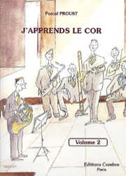 Japprends Le Cor Vol2 C05966 Proust Combre