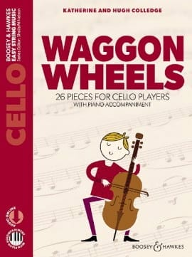 Colledge - Waggon Wheels Violoncelle BH13551