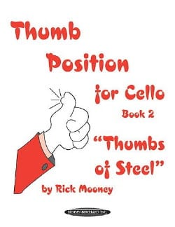 Thumb Position For Cello, Book 2 -Thumbs Of Steel Alf000764