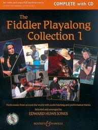 [BH1002657] The Fiddler Playalong Collec... -  Parti. -  Violon -  Piano Bh1002657