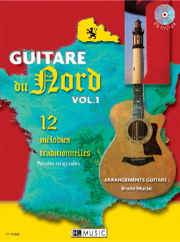 [27629] Guitare Du Nord Vol 1 27629 Mursic, Bruno Guitare Lemoine