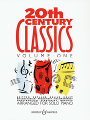[BH101358] 20th Century Classics (Vol. 1) Bh101358 Norton, Christopher Piano Boosey Hawkes D