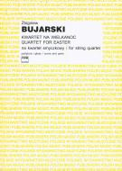 [PW9857] Quartet for Easter PW9857 Zbigniew Bujarski PWM