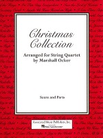 [HL50482507] Christmas Collection; Score and Parts HL50482507 Quatuor à Cordes Schirmer