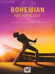 [HL00286617 ] Bohemian Rhapsody  Music From The Motion Picture Soundtrack Piano, Vocal And Guitar