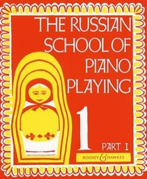 [bh100674] The Russian School Of Piano Playing (Vol. 1a) Bh 100674 Piano