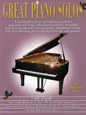 [AM984940] Great Piano Solos Christmas Am984940