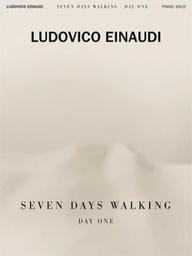[CH88056] Seven Days Walking - Day one Ludovico Einaudi Piano Chester Music Ltd. CH88056